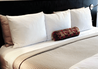 Comfortable Accommodations | 5 star beds